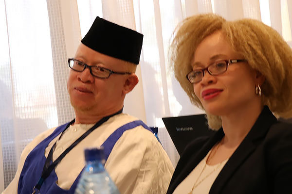 Isaac Mwaura,and Ike Ero