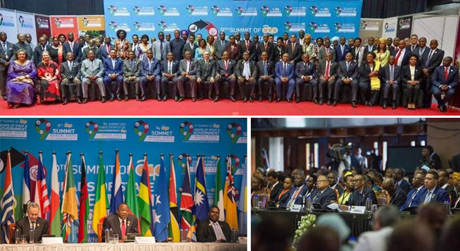 African, Caribbean and Pacific Group of States Summit